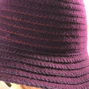 Tarnish Accessories - Tarnish Italy boho 90% wool hat
